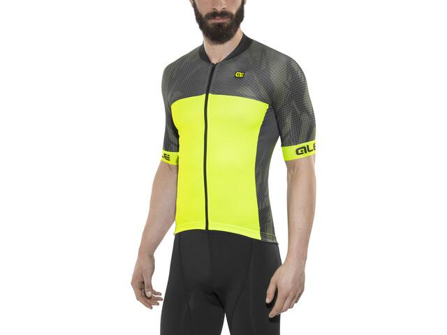 Alé Cycling Formula 1.0 Ultimate - Maillot manches courtes Homme - jaune/noir